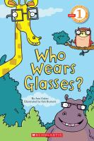 Who Wears Glasses?