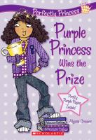 Purple Princess Wins the Prize