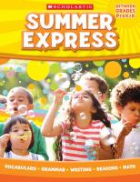 Scholastic Summer Express