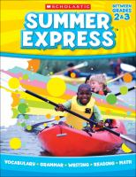 Scholastic Summer Express