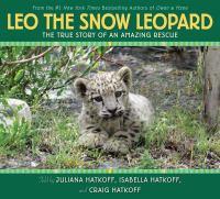 Leo, the Snow Leopard