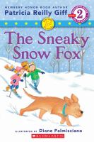 The Sneaky Snow Fox