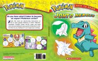 How to Draw Johto Heroes