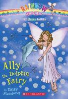 Ally the Dolphin Fairy