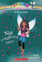 Nia The Night Owl Fairy
