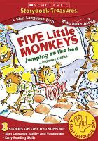 Five Little Monkeys Jumping on the Bed-- and More Children's Stories