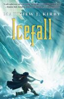 Book cover of Icefall by Matthew Kirby