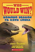 Who Would Win? Komodo Dragon Vs. King Cobra