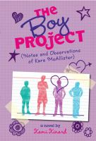 The Boy Project
