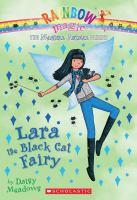 Lara the Black Cat Fairy