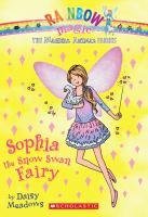 Sophia the Snow Swan Fairy