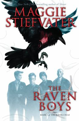Cover image for The Raven Boys