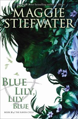 Blue Lily, Lily Blue cover