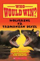 Wolverine Vs. Tasmanian Devil