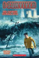 Cover of I Survived the Japanese Tsunami, 2011