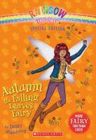 Autumn the Falling Leaves Fairy