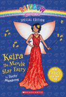 Keira the Movie Star Fairy