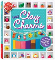 Make Clay Charms / Kaitlyn Nichols