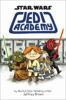 Star Wars Jedi Academy - Cover Image