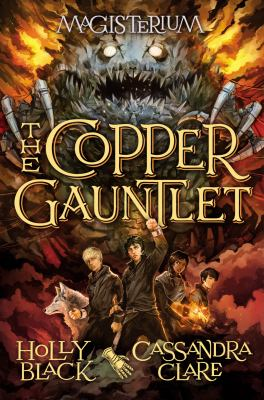 Cover image for The Copper Gauntlet