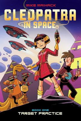 Cover image for Cleopatra in Space, [vol.] 01