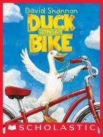 Duck on a Bike book cover