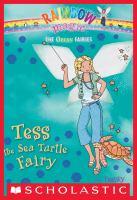 Tess the Sea Turtle Fairy