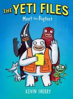 Cover of Yeti Files: Meet the Bigfe
