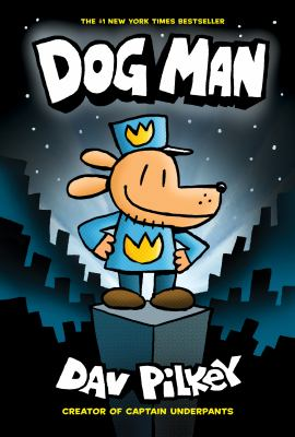 Cover image for Dog Man
