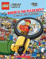 Where's the Pizza Boy?