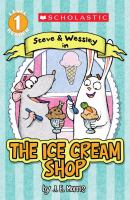 Steve & Wessley in the Ice Cream Shop