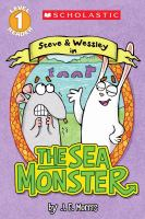 Steve and Wessley in the Sea Monster