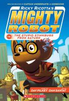 Ricky Ricotta's Mighty Robot Vs. the Stupid Stinkbugs From Saturn