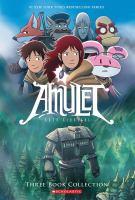 Amulet Boxed Set (Books 1-3)