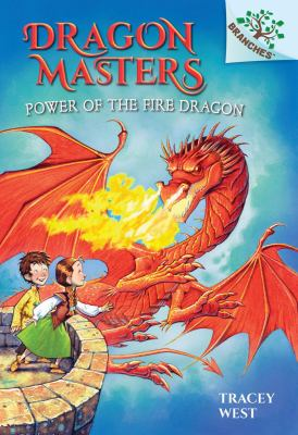 Cover image for Power of the Fire Dragon