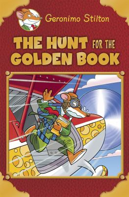 Cover image for The Hunt for the Golden Book
