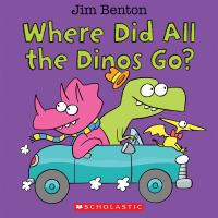 Where Did All the Dinos Go?