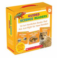 Guided Science Readers