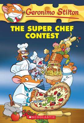 Cover image for The Super Chef Contest