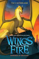 WINGS OF FIRE : STORM OF SANDS