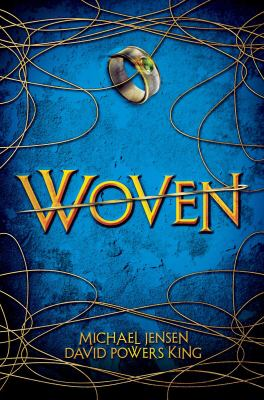 Cover image for Woven