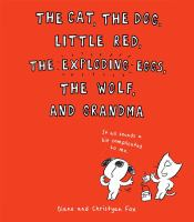 Cover of The Cat, the Dog, Little R