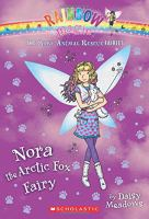 Nora the Arctic Fox Fairy