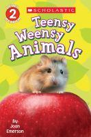 Teensy Weensy Animals