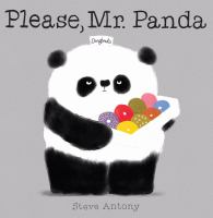 Image: Please, Mr. Panda