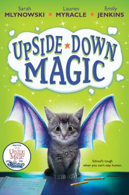 Cover image for Upside-down Magic