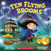Ten Flying Brooms