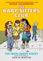 The Baby-sitters Club. The truth about Stacey