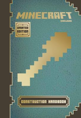 Book Cover - Minecraft construction handbook