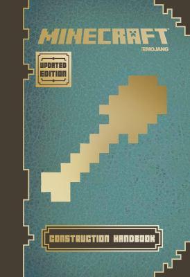 Book Cover - Minecraft construction handbook